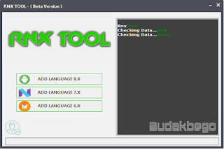 RNX Tool (Beta Version) - Special For Add All Language