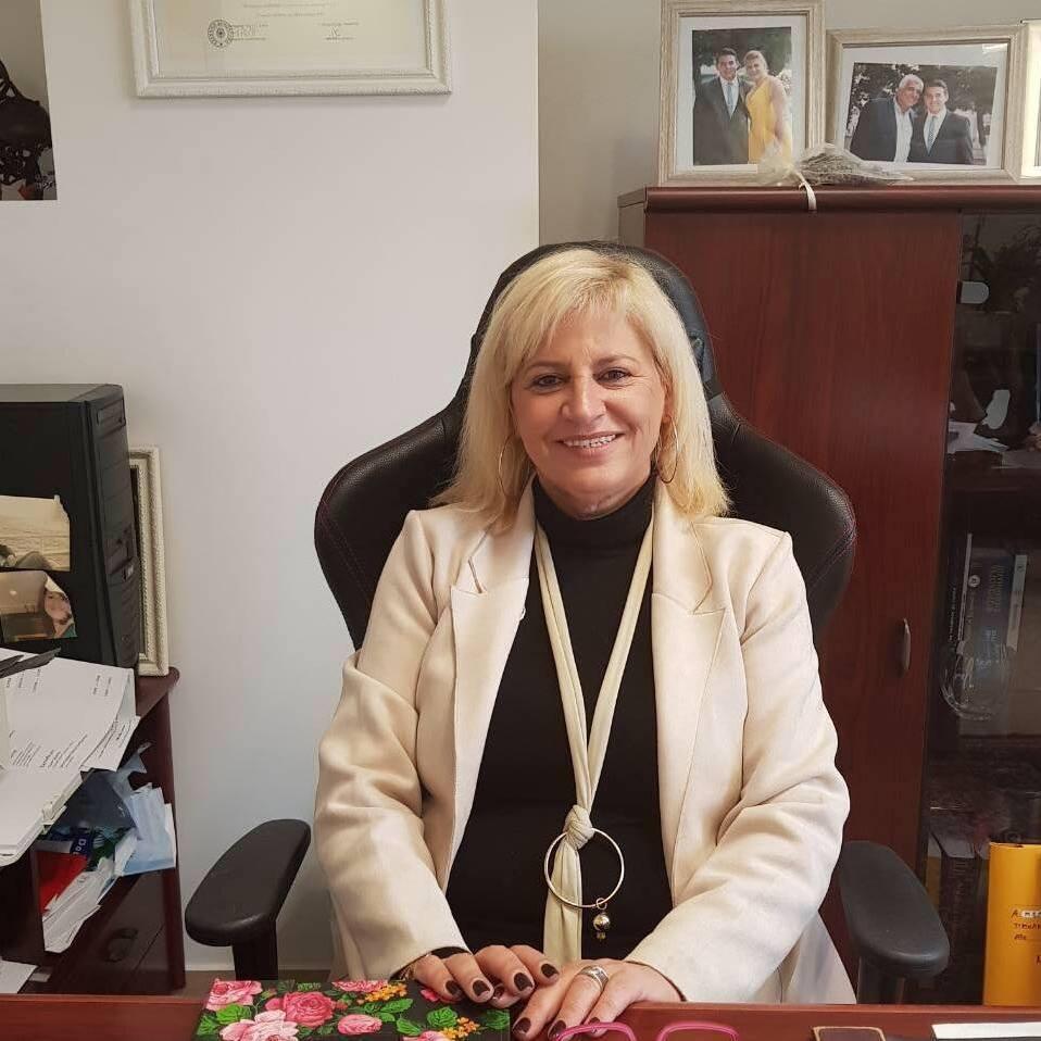 Νέα δήμαρχος Κασσάνδρας η Αναστασία Χαλκιά