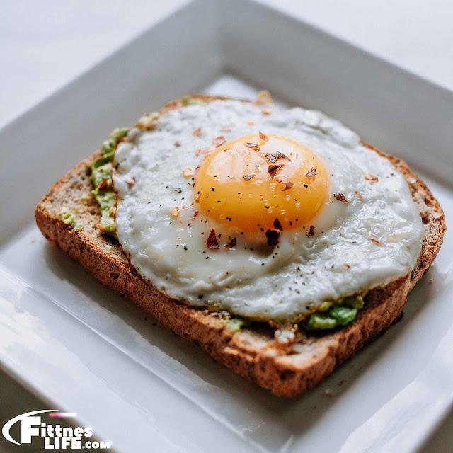 الإفطار و بناء العضلات
