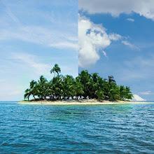 Cara Mengganti Gambar Langit di Photoshop