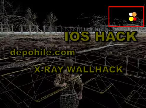 Pubg Mobile iOS X-ray Wallhack Hilesi Haziran 2020 (Jailbreak)