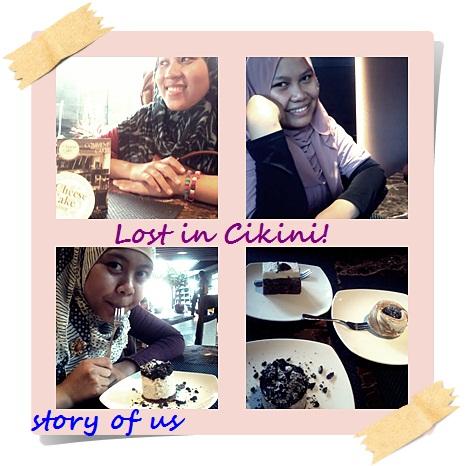 Lost in Cikini!