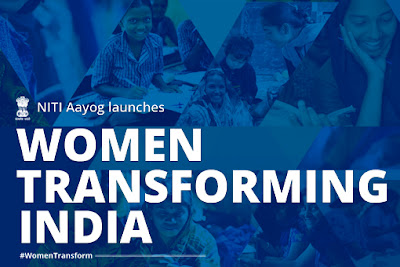 NITI Aayog to launch the 4th Edition of Women Transforming India Awards