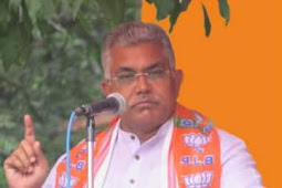 'With Striker, Defender in BJP, Her Party is Crumbling': Dilip Ghosh Explains Why Mamata is 'Nervous' Before Polls