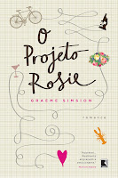 Resenha - O Projeto Rosie, editora Record