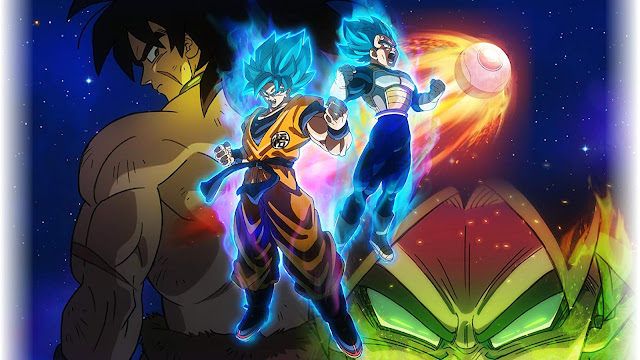 DRAGON BALL SUPER: BROLY Exclusively in SM Cinemas Starting January 30, 2019
