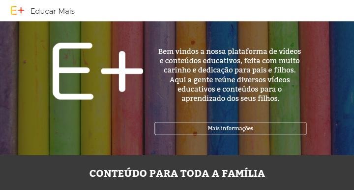 Diário de Caraíbas lança plataforma de conteúdos educativos online (E+)