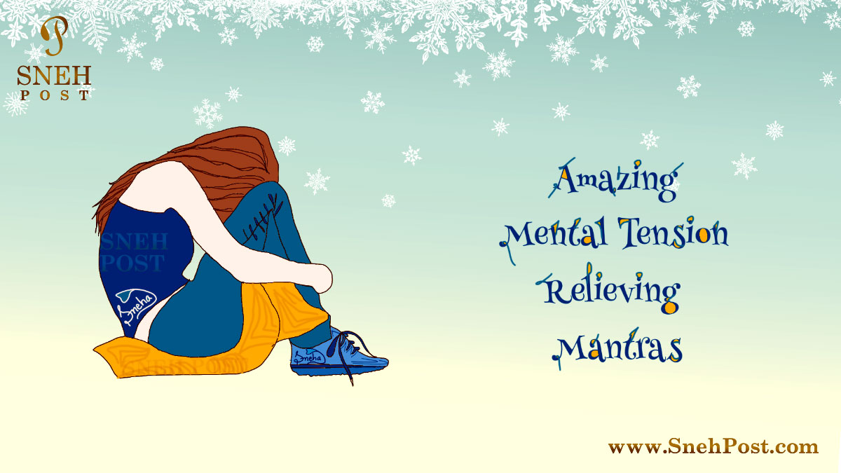 Image titled tension removing mantras as 25 Handpicked Rescuers: A lonely girl sitting depressed in tension
