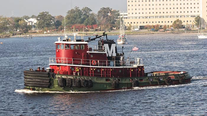 McAllister Tug Boat Company | North Brooklyn History Blog