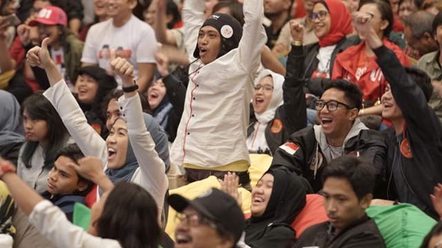 Soal Penonton Tertawa, KPU: Pelanggar Aturan Tak Diundang ke Debat Ke-5