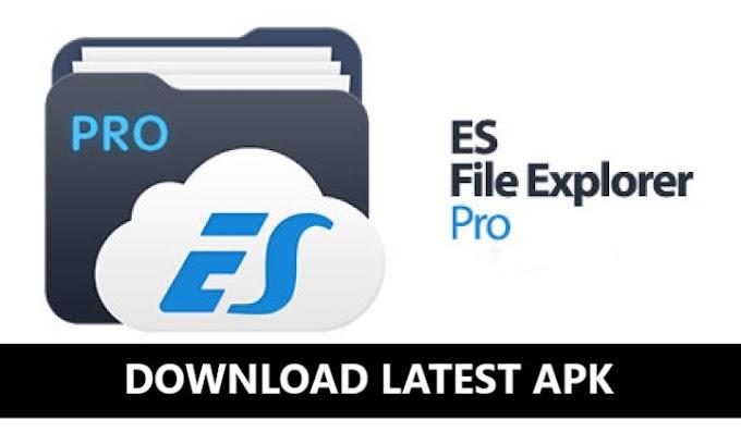 ES File Explorer File Manager Premium Apk v4.2.4.3.2
