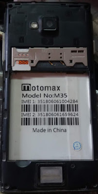 MOTOMAX M35 FLASH FILE FIRMWARE