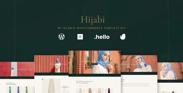 Muslim Shop WooCommerce Elementor Template Kit