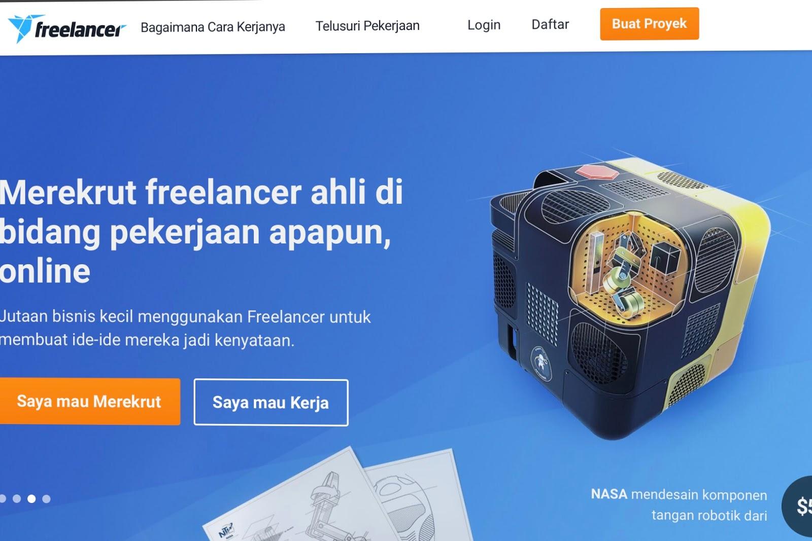 Cara Menjadi Freelancer Dan Menemukan Lowongan Pekerjaan Freelance Online