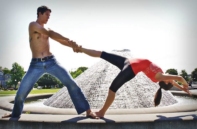 Yoga Poses for Couples