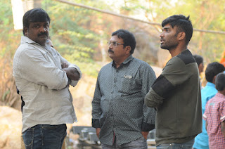Rajdhooth Movie Working Stills