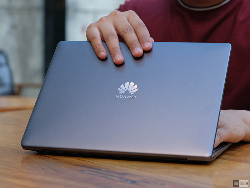 Meet the Huawei MateBook 13 - Sexy, portable, capable!