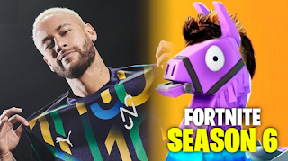 Neymar jr fortnite || NeymarJr  in Fortnite Season 6, Have Special Skills?