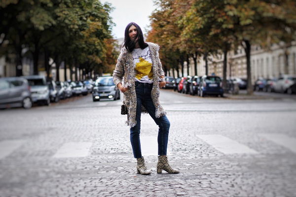 themorasmoothie, fashion, outfit, look, fashionblogger, italianfashionblogger, fashion blogger italiana, outfit autunnale, cosa indossare in autunno, come abbinare tronchetti animalier