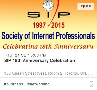 Collaboration in the Digital Age: SIPgroup Toronto