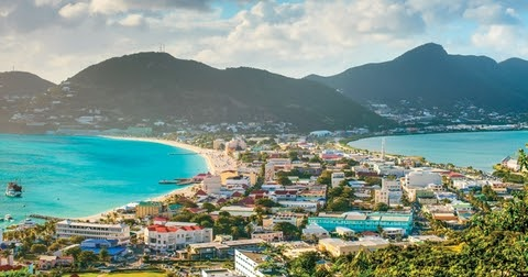Saint Maarten, Popular Travel Destinations in The World Selected Millennial Generation