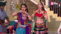 Soumya Tondon aka Bhabhiji in Beautiful Red Ghagra Choli ~  Exclusive Galleries 038.jpg