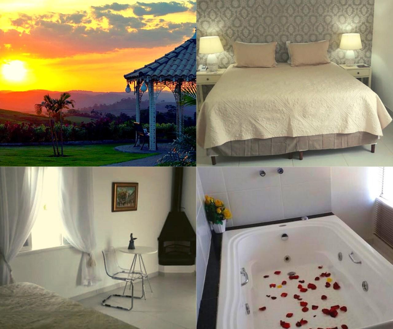 Pousada Princesa do Vale em Belo Vale – Hospedagem de clima romântico perto de Belo Horizonte