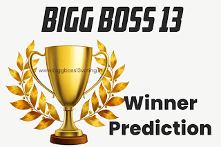 bigg boss 13 winner prediction