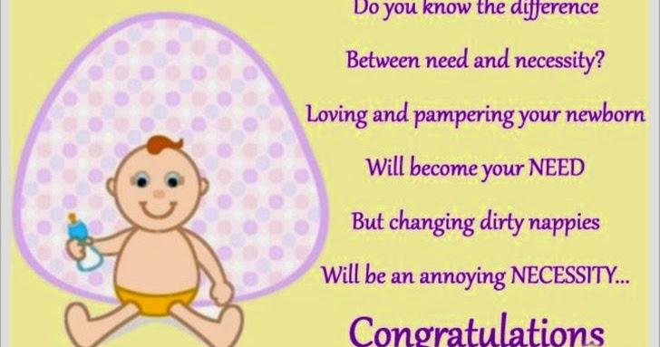 Doa Ucapan Selamat Kelahiran Anak Atau Bayi
