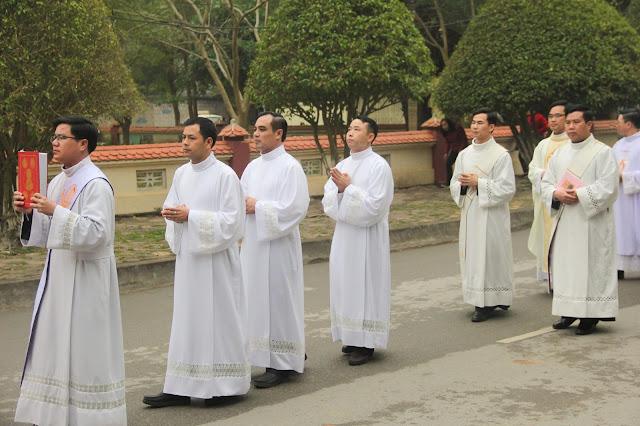 Lễ truyền chức Phó tế và Linh mục tại Giáo phận Lạng Sơn Cao Bằng 27.12.2017 - Ảnh minh hoạ 90