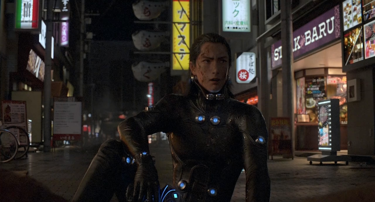 Gantz:O (2016) BRRip 720p Latino captura 3