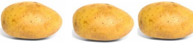 Home remedies for sebaceous cyst removal - Potato