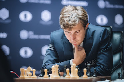 Sergey Karjakin. Foto Max Avdeev for World Chess by Agon Limited.