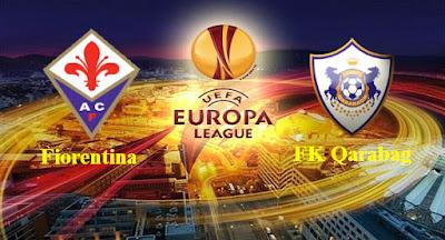prediksi skor bola Fiorentina vs FK Qarabag
