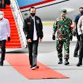 Kunjungi Humbahas, Presiden Jokowi: Horas Manogot