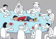 8 Painful Illustrations That Reveal The Harsh Reality Of Our World