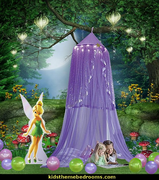 Fairytale Photography Backdrops   tinkerbell party supplies - Tinkerbell party decorations - Disney fairies party supplies - party themes fairies -  tinkerbell peter pan party supplies - tinkerbell costume - disney fairy costume -  tinkerbell balloons - Pixie Fairy Charms party  favor