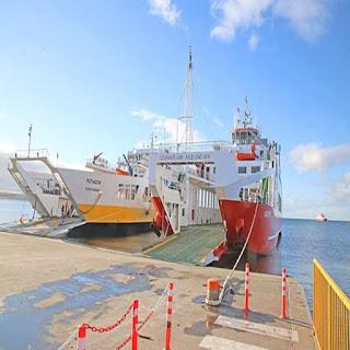 Nueva empresa de ferry para cruzar al continente