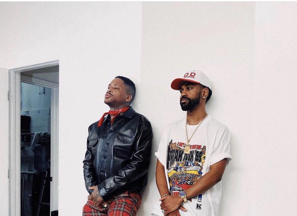 YG and Big Sean Go Big