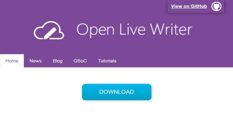Blogger 無法使用 Open Live Writer 後,寫文章有什麼替代方案?