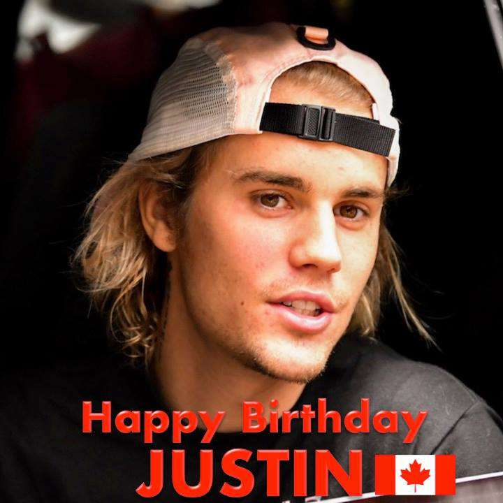 Justin Bieber's Birthday Wishes Awesome Images, Pictures, Photos, Wallpapers