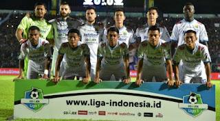 Persib Bandung Masih Tidak Full Team Lawan PSMS Medan