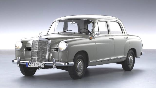 Mercedes-Benz Kentang diesel