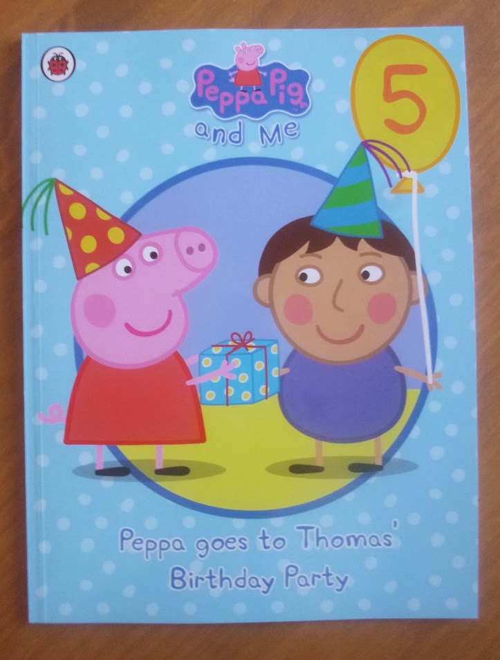 Yorkshire Blog, Mummy Blogging, Parent Blog, Peppa Pig, Book, Personalised, Review, Penwizard,
