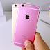 Thao tác thay vỏ iphone 6 màu hồng