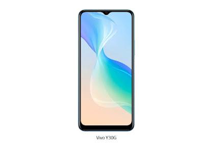 Vivo Y30G with RAM 8GB