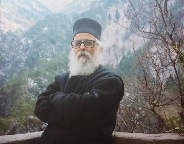 Γέρων Ισαάκ ο Λιβανέζος | ΤΑΣ ΘΥΡΑΣ ΤΑΣ ΘΥΡΑΣ