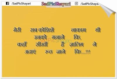 bewafa image hindi