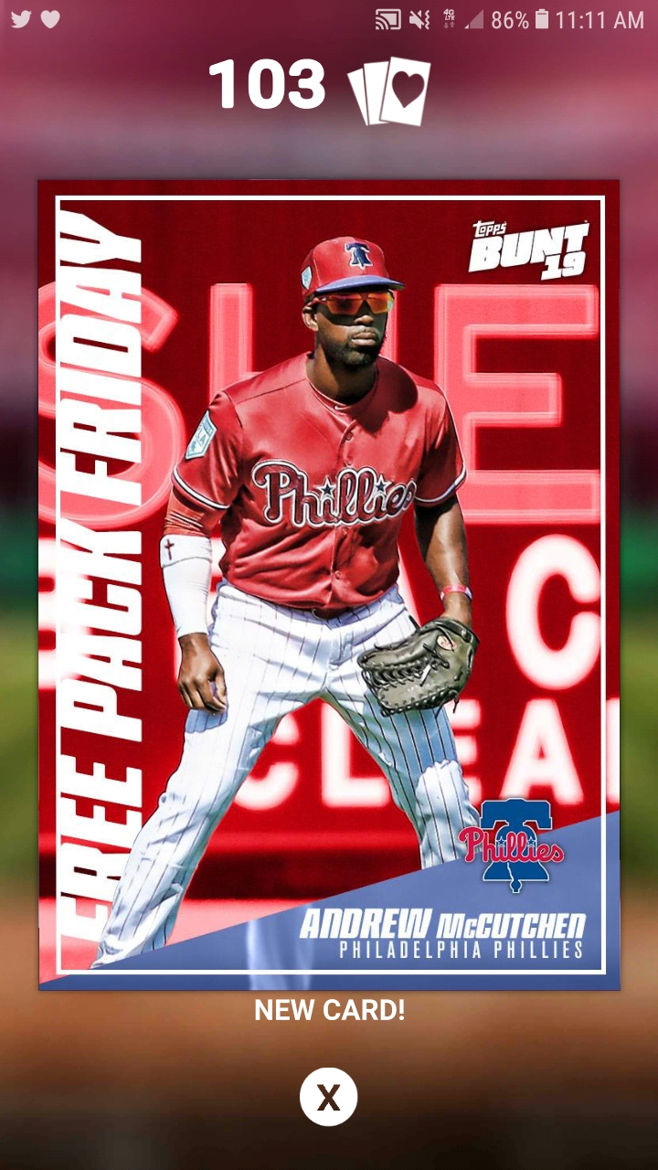 Johns Big League Baseball Blog Baseball Card Of The Day