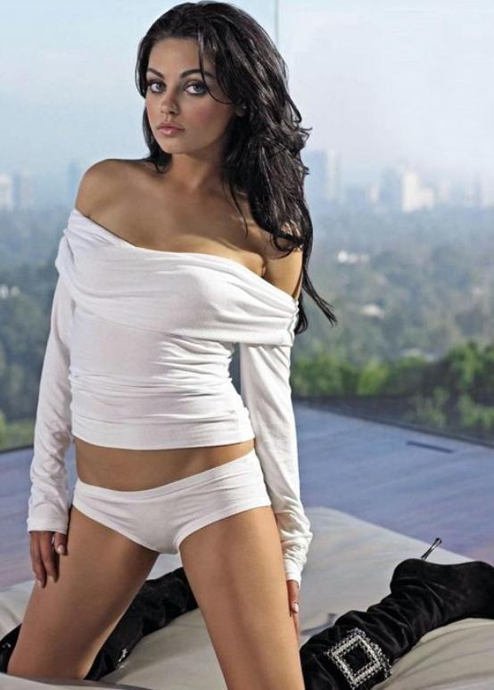 ganaaalyrics: Mila Kunis # Hot Mila Kunis
